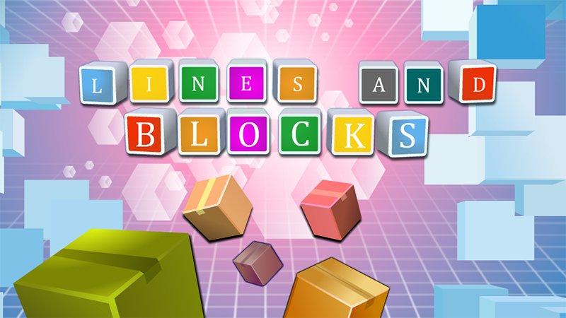 Obrázok Lines and Blocks