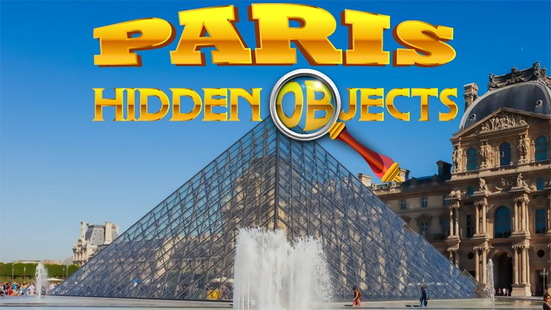 Obrázok Paris Hidden Objects