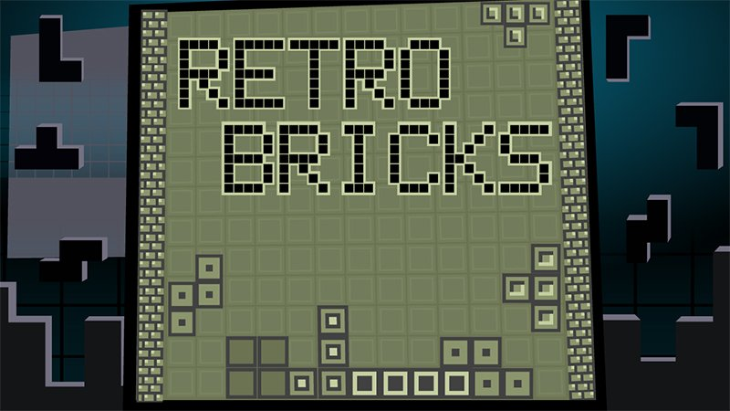 Obrázok Retro Bricks