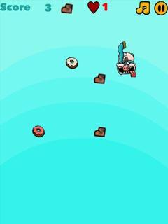 Obrázok I eat Donuts